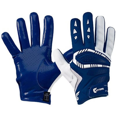 Cutters Gamer All-Purpose Football Gloves