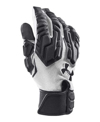Under Armour Combat III Football Gloves