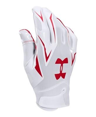 Under Armour F4 Football Gloves